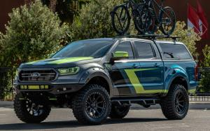 Ford Ranger XLT 4x4 SuperCrew Project Nightfall by A.R.E. '2018